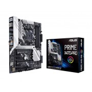 MB Asus PRIME X470-PRO, AM4, ATX, 4x DDR4, AMD X470, S3 6x, DP, HDMI, 36mj