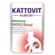 Kattovit -5% Rabat dla nowych klientówKattovit Renal w saszetkach - Indyk, 12 x 85 g Darmowa Dostawa od 89 zł i Promocje urodzinowe!