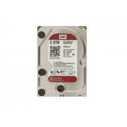 Wd Disco HDD Interno WESTERN DIGITAL 2TB Caviar RED 64Mb Sata 3 (2 TB - SATA - 5400 RPM)