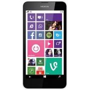 Microsoft Nokia Lumia 630 Dual SIM smartphone (11,4 cm (4,5 inch) Touchscreen, 5 Megapixel camera, HD-ready Video, qualcomm-oplossing snapdragon 400, 1,2 GHz Quad-Core, Windows Phone 8.1), Single SIM, wit