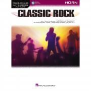 Hal Leonard Instrumental Play-Along: Classic Rock - Horn