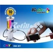 Reincarcare cartus Canon CLI-521Y