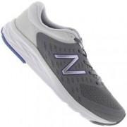 New Balance Tênis New Balance W490v5 - Feminino - CINZA ESC/CINZA CLA
