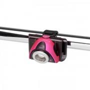 Lanterna Bicicleta Led Lenser Seo B3 Pink 100lm, 3xAAA