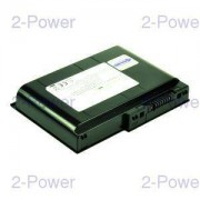 2-Power Laptopbatteri Fujitsu 7.2v 6900mAh (FMVNBP149)