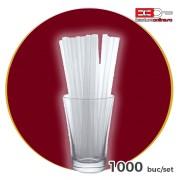 Paie flexibile transparente 240x5mm 1000 buc/set