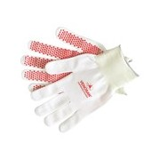 Luva para descalçar/calçar meias medicinais c/pontos em silicone tam.s/m 1par - Venosan