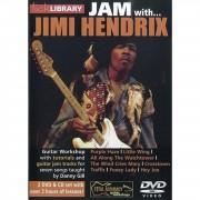 Roadrock International Lick Library: Jam With Jimi Hendrix DVD, CD