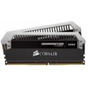 Kit Memoria RAM Corsair Dominator Platinum DDR4, 3200MHz, 16GB (2 x 8GB), CL14, XMP, 1.35v