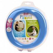 Toaleta portabila - olita portabila, Potette Plus albastra