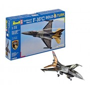 1:72 Scale F-16 C Solo Turk Model Kit