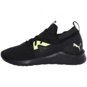 Puma Men's Black Emergence Future Running shoes