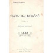 Gramatica română