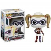 Harley Quinn Funko POP Batman Arkham Asylum Nurse Enfermera DC Comics-Multicolor
