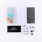 Capa em Gel S-Line Wave + Película para LG G2 Mini