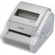 Brother TD-4000 - Etiketprinter - thermisch papier - Rol (10,2 cm) - 300 dpi - tot 110 mm/sec - USB, serieel