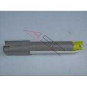 Oki Cartucho de tóner para OKI 43459329 amarillo compatible (marca ASC)