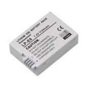 Canon LP-E8 batteri 7,2V 1120mAh - EOS550D, EOS600D