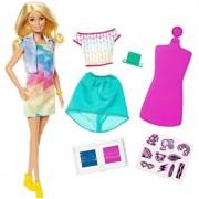 Set de joaca Barbie Crayola si accesorii stampila
