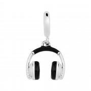 Berloque Pingente de Prata Fone Ouvido 3493009