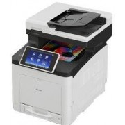 Ricoh SP C360SFNw - Multifunctionele printer - kleur - LED - A4 (doorsnede) - maximaal 30 ppm (printend) - 250 vellen