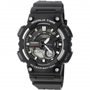 Reloj Casio AEQ 110W-1A -Negro