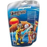 Playmobil Dragons, Dragonul de Piatra cu luptator
