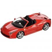 BURAGO Coche Miniatura BURAGO 1:24, Ferrari 458 Spider