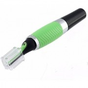 Max Personal LED Light Nose Ear Face Hair Trimmer Shave