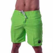 Lord Solid Boardshorts Beachwear Green MA004