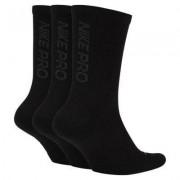Носки до середины голени для тренинга Nike Pro Everyday Max Cushioned (3 пары)
