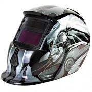 Masca de sudura automata Intensiv 9-13 Transformers, reglabil, solar+baterie, 0.04ms, DIN16