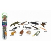 Set figurine Mini animale preistorice marine Collecta