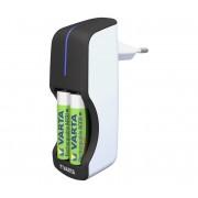 Varta 57646 - Încărcător baterii MINI 2xAA/AAA 2100mAh 230V