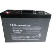 Acumulator 12V 110Ah VRLA, GEL 331x176x214mm FBinternational for ROMBAT DCG110-12