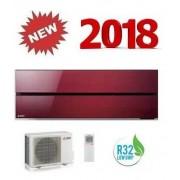 Mitsubishi Electric Kirigamine Style Ruby Red Msz-Ln25vgr/muz-Ln25vg 9000 Btu Wi-Fi A+++/a+++ - Gas R-32