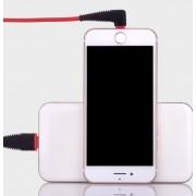 Comma Bingo MFI Angled Cable - изключително здрав и качествен Lightning кабел за iPhone, iPad, iPod (150 см.) (син)