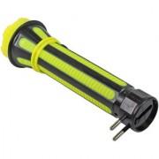 SPERO Original Double side Light 10W Led Rechargeable Long Range Waterproof Ultra Bright Flashlight JY-SUPER