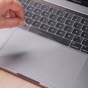 Apple Touch Pad beschermer PET Film voor MacBook Pro 13 / 15 & Air 13 (A1466 / A1502 / A1398 / A1278 / A1286)
