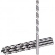 KS Tools HSS-G Spiralbohrer lang, 10er Pack Durchmesser 5.6 mm, VE 3 Pack
