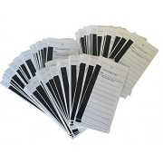 2 pack (200) 10 Line Football Sports Strip Cards. Full Size. Pool Cards - 2 packs of 100 each. Baseball, NASCAR, Boxing, Soccer, Football strip cards. Pack of 100 plus Bonus # & Instructions. by CCP Sporting Games