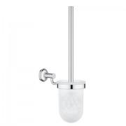 Perie wc Grohe Authentic,prindere pe perete-40658001