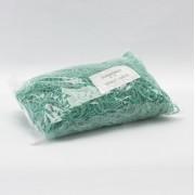 Gumigyűrű 40/1 mm zöld (gumi) 1kg
