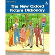 The New Oxford Picture Dictionary: English-Navajo Editon, Paperback/E. C. Parnwell