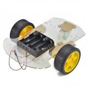 Kit Robot cu 2 Motoare