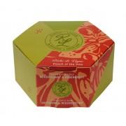 Sapun vegetal - Piersica sapun in cutie - Rampal-Latour