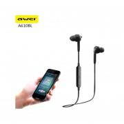 Audífonos Bluetooth, A610BL Inalámbrico Audifonos Bluetooth Manos Libres Deportes Corriendo Manos Libres Estéreo De Música Auricular (negro)