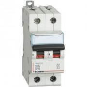 Bticino Btdin60 - Interruttore Magnetotermico 2p Curva C - In= 16a - Icn= 6ka - Vn= 400