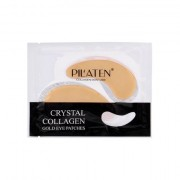 Pilaten Collagen Crystal Gold Eye Patches maschera per il viso per tutti i tipi di pelle 6 g donna