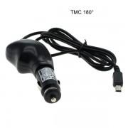 Autolaadkabel TMC vr. TomTom GO 630
